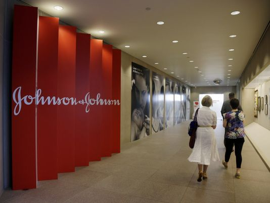 Johnson & Johnson was ordered by a Missouri state jury to pay $72 million of damages to the family of a woman who died from ovarian cancer.