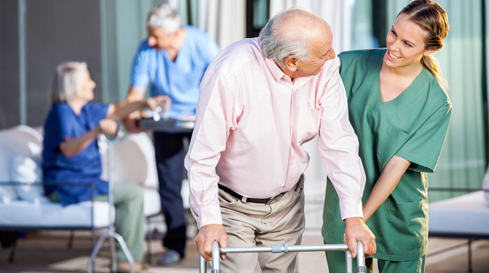 California Personal Injury to the Elderly - Anderson LeBlanc Personal Injury Attorney